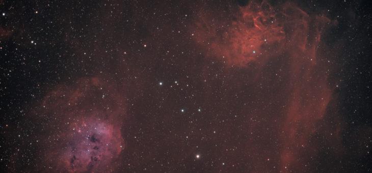 Płonąca gwiazda a przy niej kijanki. Czas odkurzyć bloga