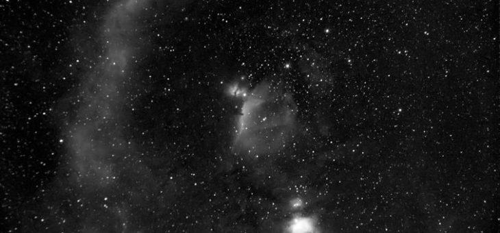 Orion na szeroko czyli przygody ze starym obiektywem made in CCCP który o mały włos wszystko zepsuł