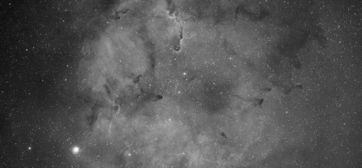 Był sobie słoń, wielki – jak słoń. Zwał się ten słoń IC1396